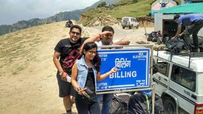 Billing Paragliding site