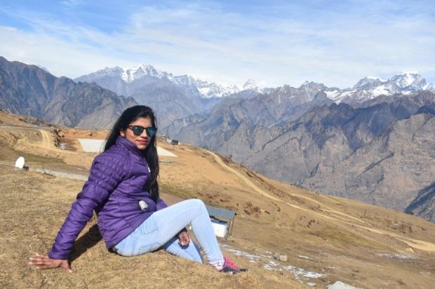 Mountainsatbackdrop