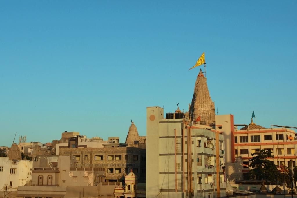 Dwarkadhessh Temple