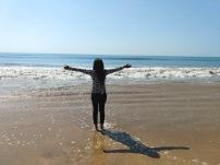 Madhavpur Beach and me