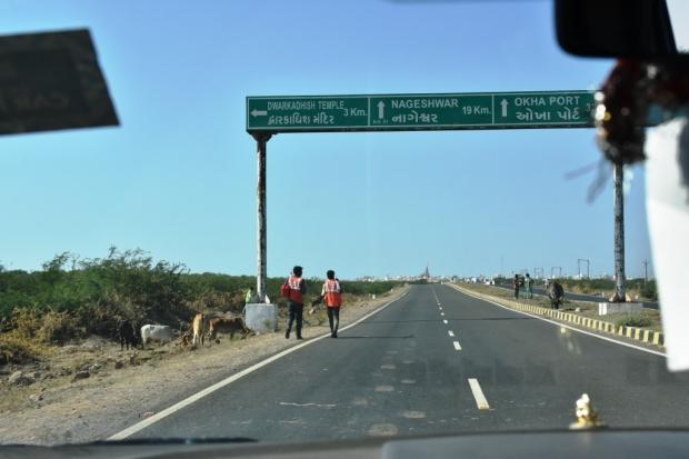 Road board