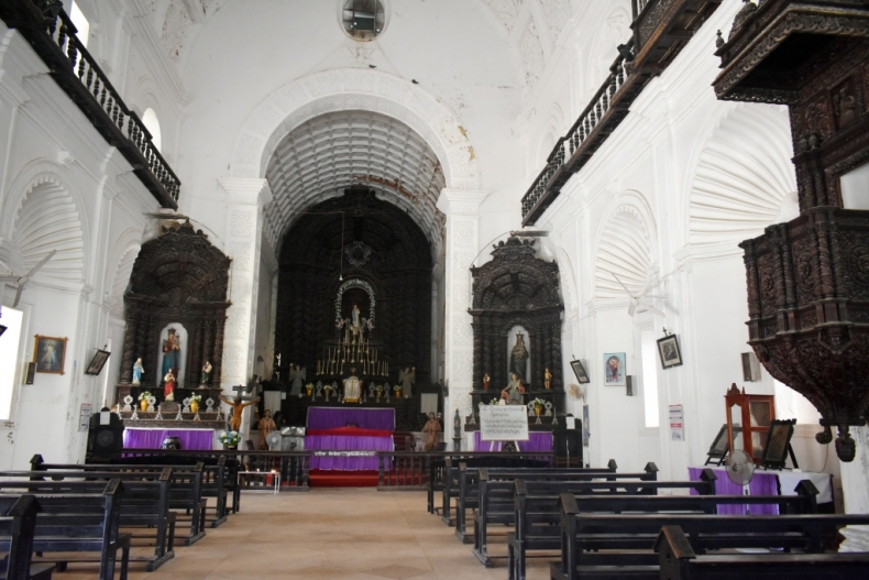 St Paul Church, Diu