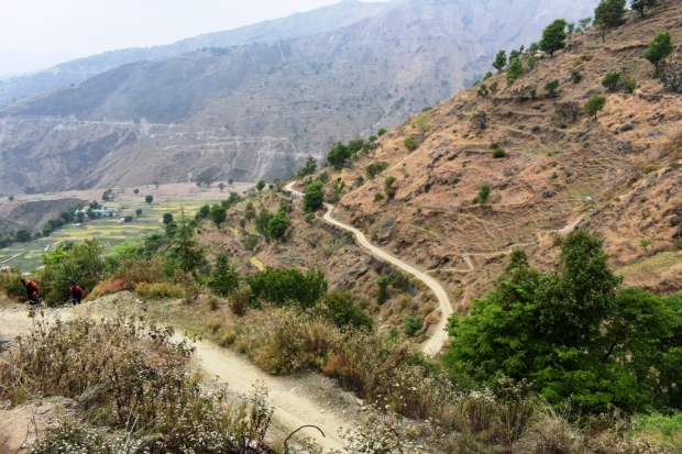 Nag Tibba trail